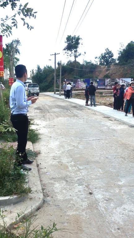 Sở hữu ngay đất giáp với Đà Nẵng, 222m2, ngang 7.40 nở hậu