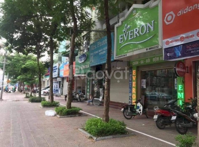 Bán nhà mặt phố Nguyễn Trãi 55m2, tầng kinh doanh sầm uất