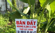 Bán đất vị trí đẹp mặt tiền đường 38A, Thuận An, tiện KD, giá tốt