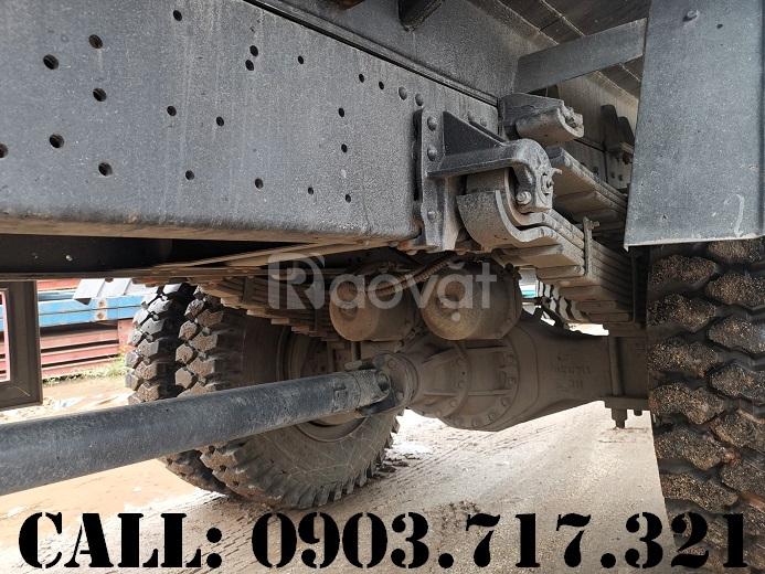 Xe tải Dongfeng 8 tấn, 2 cầu dầu mới 2020, giá nhà máy
