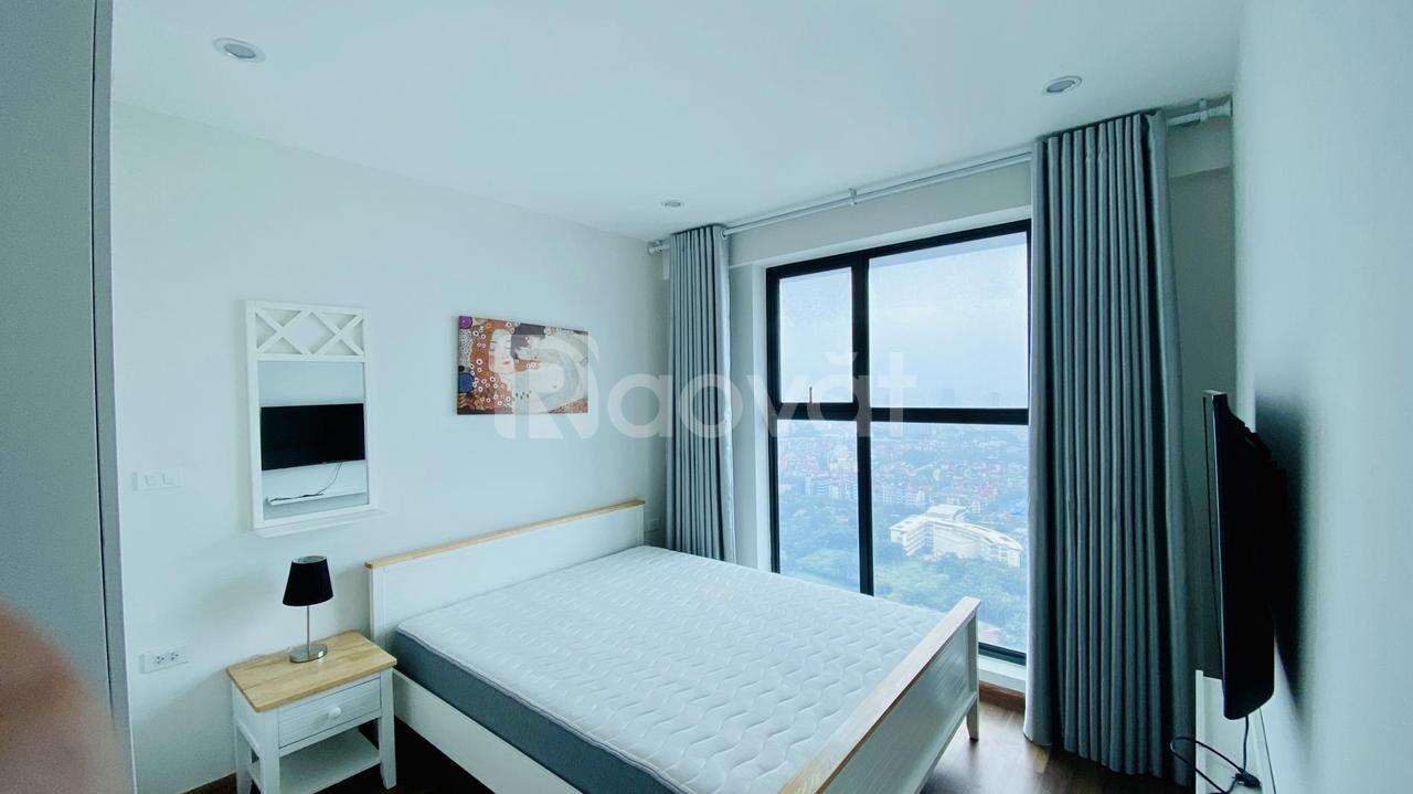 Cần bán căn 3 ngủ full đồ, tầng đẹp tại Goldmark City