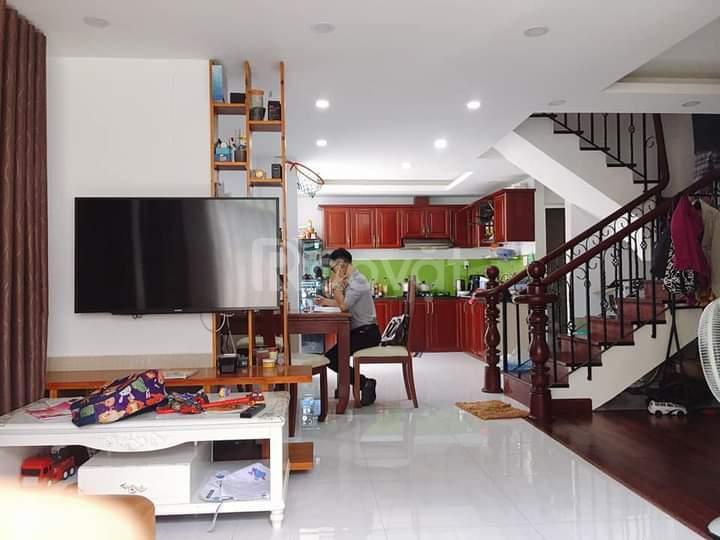 Nhà hẻm xe hơi giáp Tân Phú 4x18.5m, 4 phòng đi Đầm Sen gần