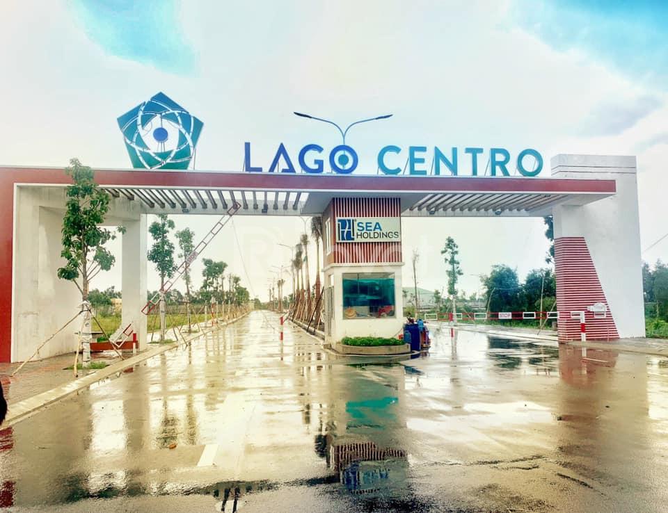 Cần bán lô đất nền, đã có sổ tại Lago Centro