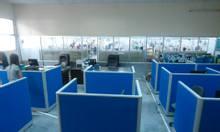 Thi công sản xuất vách ngăn văn phòng