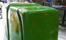Thùng chở hàng cỡ lớn, thùng chở hàng composite sau xe