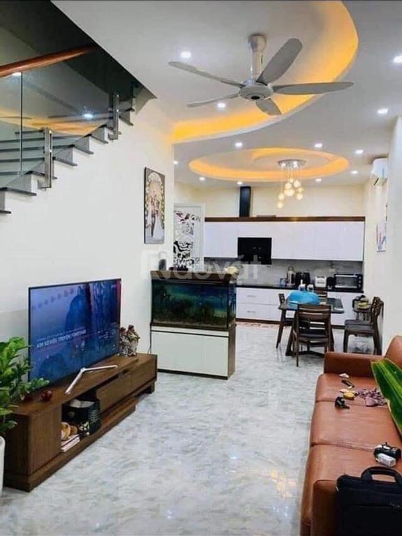 Bán nhà đẹp phố Yên Lãng 53m2, MT 4,2m