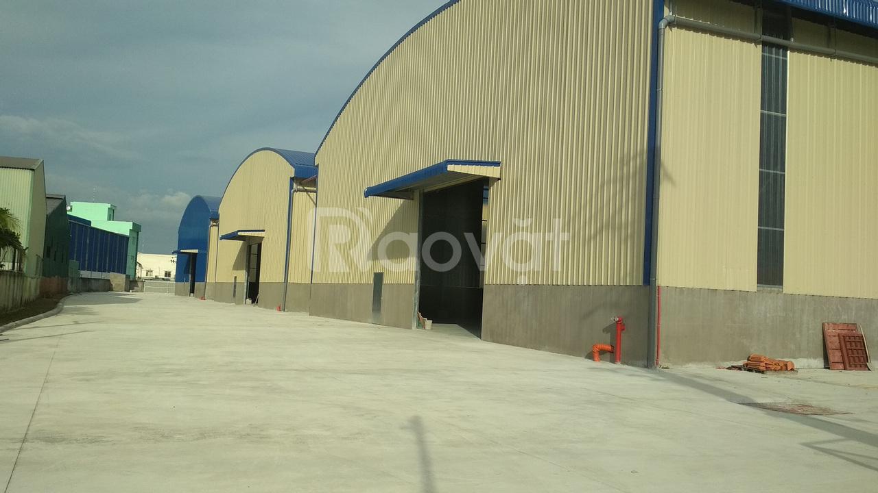 Dịch vụ cho thuê nhiều nhà xưởng 1.000m2, 2.000m2, 3.000m2, 4.000m2, 5.000m2, Gò Vấp