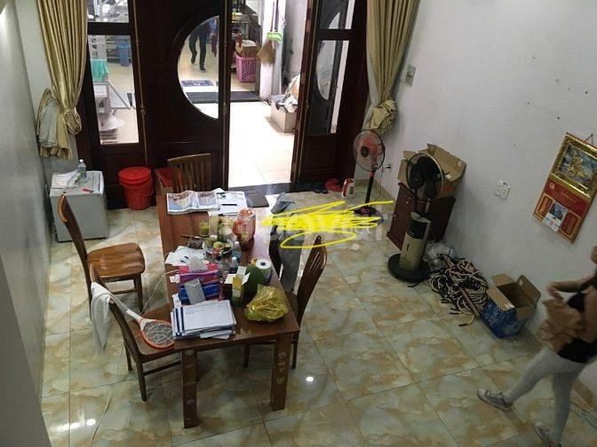 Cần bán nhà mặt tiền Trần Bình Trọng, P.5, Bình Thạnh