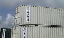 Cho thuê container dùng làm kho, văn phòng, nhà vệ sinh tại công trình