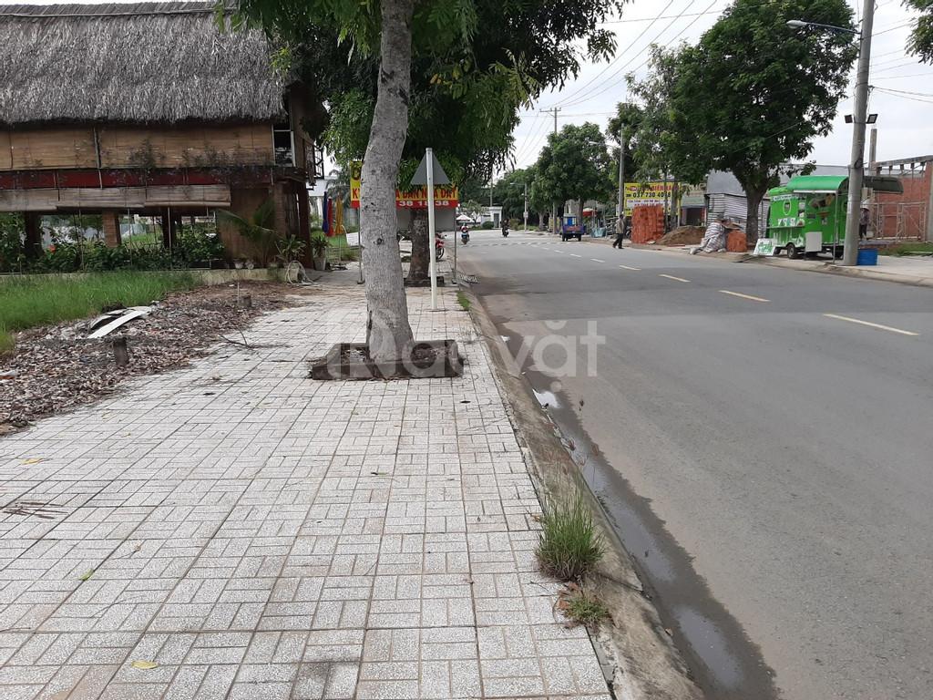 Lô đất ngay cổng chính khu đô thị sinh thái, diện tích 5x22m
