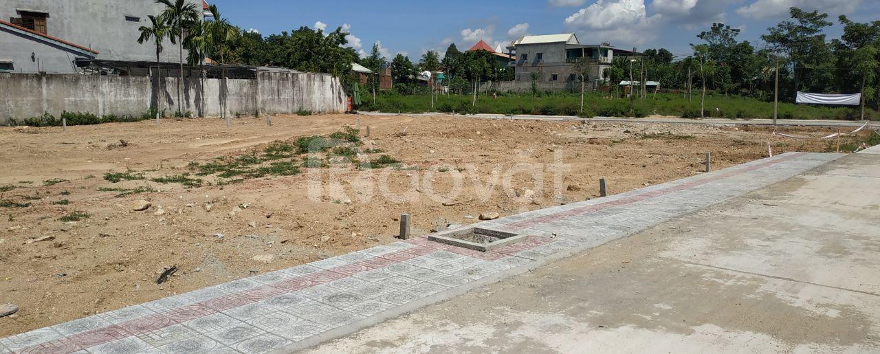 Cần bán 4 lô đất liền kề  trung tâm Đại Hiệp, Đại Lộc