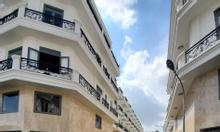Nhà phố quận 12, 1 trệt, 1 lửng, 3 lầu, sổ hồng riêng
