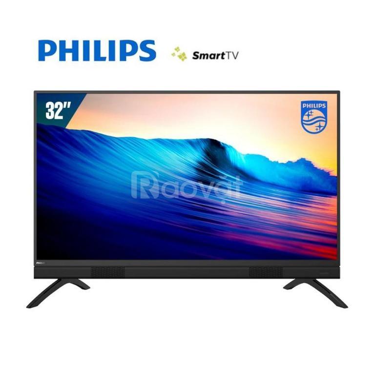 Smart Tivi Led Philips 32inch model cuối 2019, mới 100%, BH 2 năm