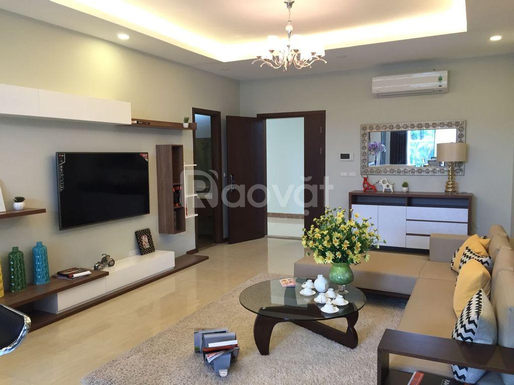 Bán căn hộ 104m2 gồm 3PN, 2WC, chung cư Tràng An Complex