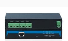MWS04-204: Bộ chuyển đổi tín hiệu 04 cổng RS485/RS422 sang ethernet