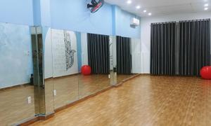Cho thuê phòng Studio sử dụng tập nhảy, tập Aerobic