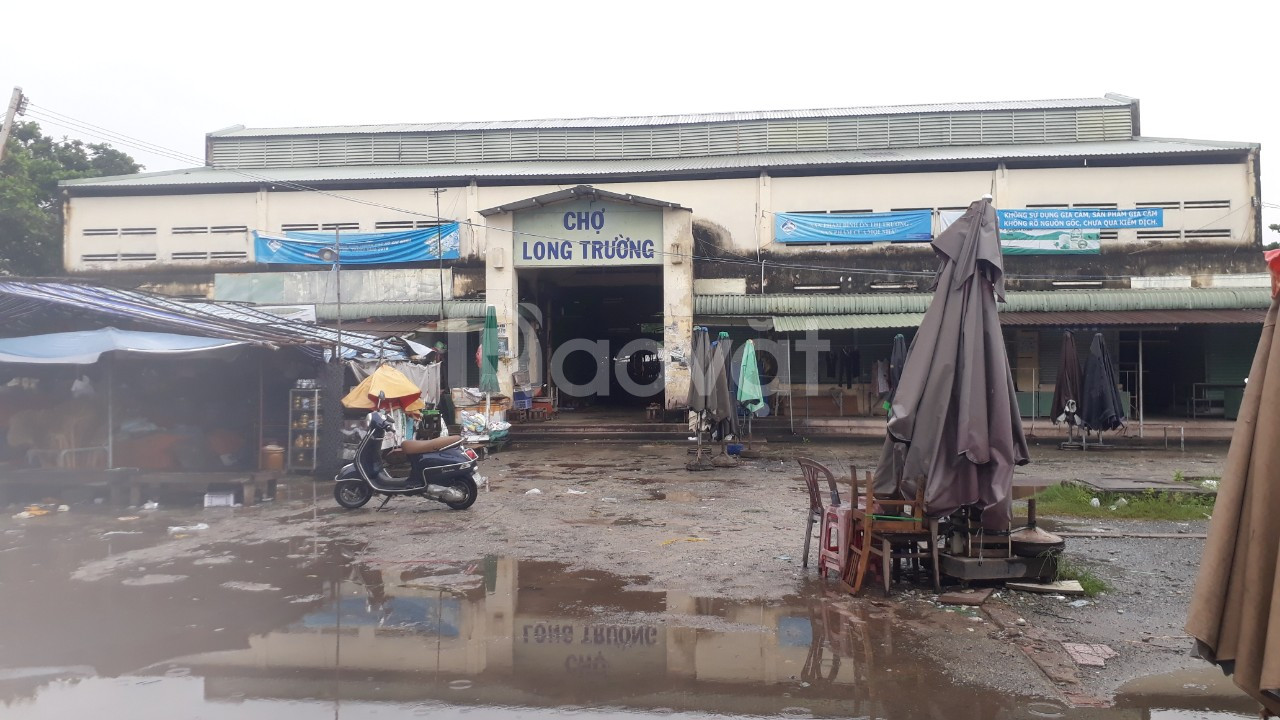 Bán lô đất thổ cư sau chợ Long Trường, đường Nguyễn Duy Trinh, quận 9