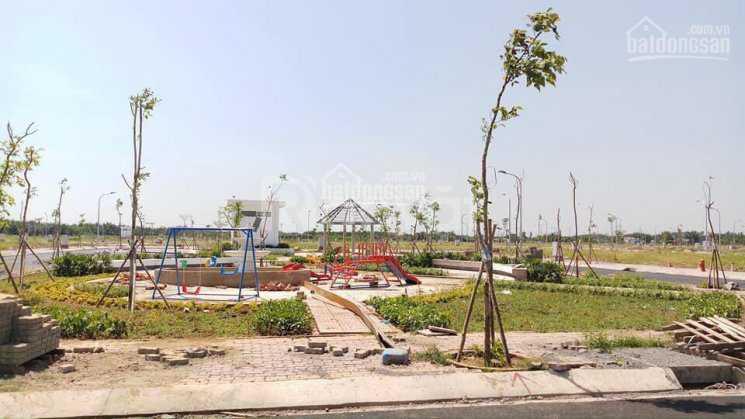 Đất sổ đỏ đường 17m T&T Thái Sơn, Long An