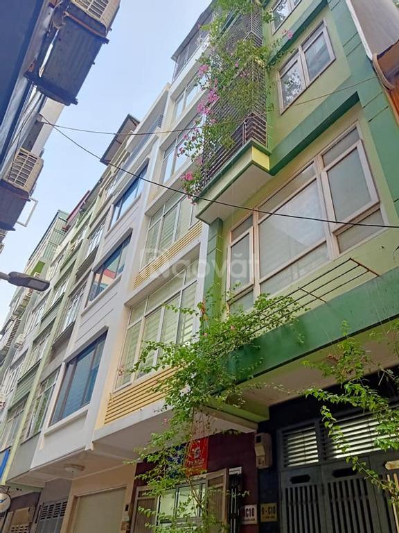 Bán nhà phân lô ngõ ô tô Trần Đại Nghĩa 40m2, 5T, cách phố 20m