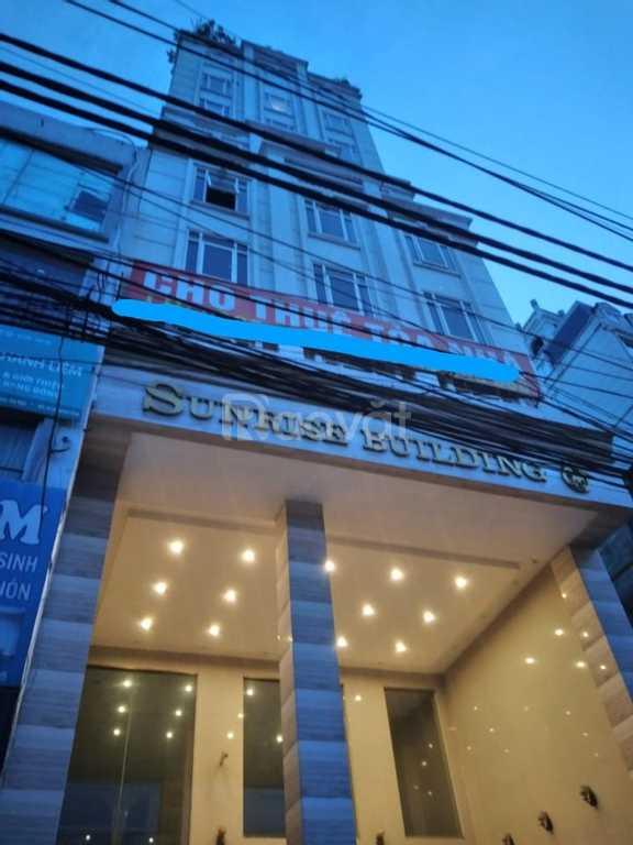 Bán nhà mặt phố Nguyễn Hoàng, Mỹ Đình, tòa nhà văn phòng 9 tầng
