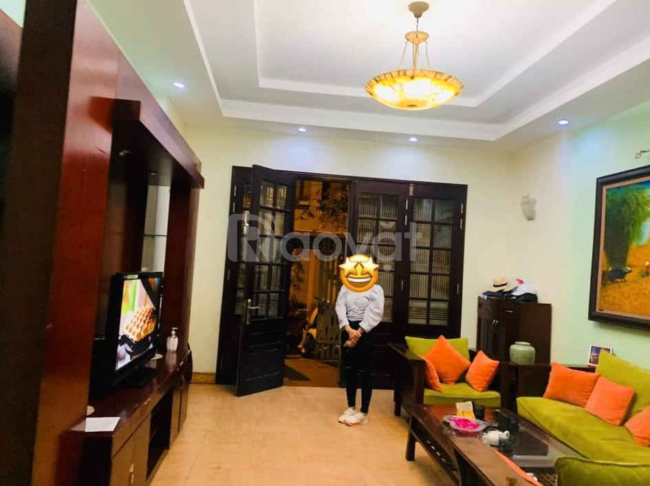 Bán nhà Châu Văn Liêm, lô góc, ô tô, kinh doanh, 46mx4.5T