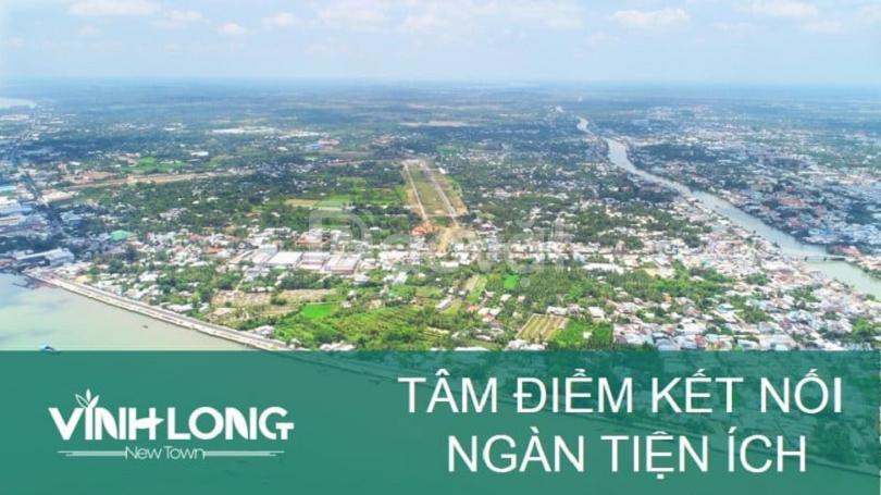 Đất nền Vĩnh Long New Town, giá chủ đầu tư