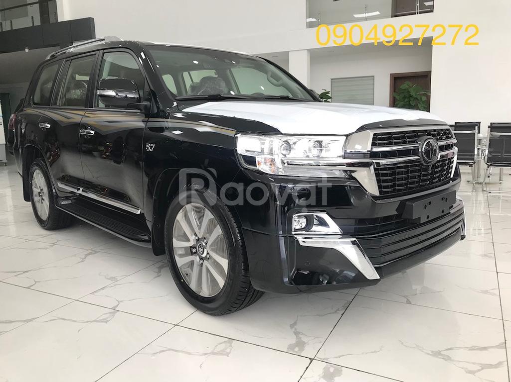 Bán Toyota Landcruiser VX-S 5.7V8 2021