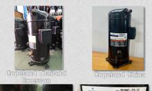 Phân phối sỉ và lẻ lốc lạnh Copeland ZR190KC TFD 550 giá ưu đãi