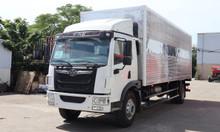 Xe tải Faw 8T35 thùng kín dài 8m, nội thất xe hơi giá nhà máy