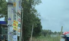 Bán đất liền kề cây xăng Hóc Môn, 5X20M, thổ cư 100%, shr