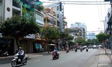 Bán nhà mặt phố Nguyễn Công Hoan, lô góc, 53m2*7T MT 4,5m