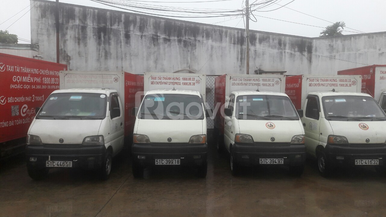 Công ty CPTĐ Thành Hưng cần thanh lý 20 xe tải nhẹ Sym