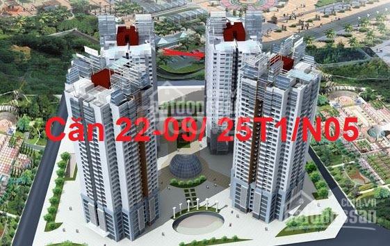 Căn hộ N05, Trần Duy Hưng, Hoàng Đạo Thúy cho thuê, bán