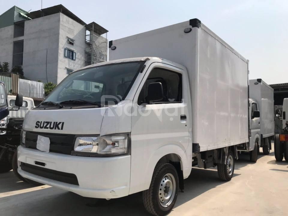 Suzuki Carry Pro 2020 tặng 100% phí trước bạ