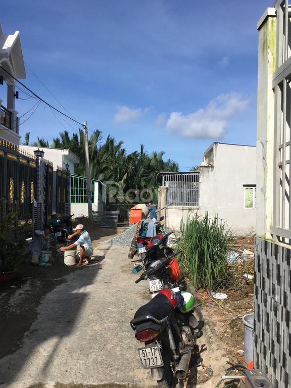 Bán đất nền đường Lê Văn Lương nối dài ấp 2/5 xã Long Hậu