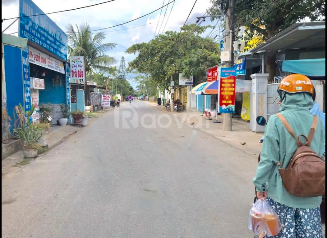 Bán lô đất kiệt ô tô, phường Hòa Quý, ngay chợ Bình Kỳ