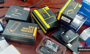 Cung cấp sỉ thiết bị định vị, camera hành trình xe giá rẻ