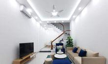 Nhà mới, ngõ kinh doanh, sát đường ô tô, Văn Cao, Ba Đình