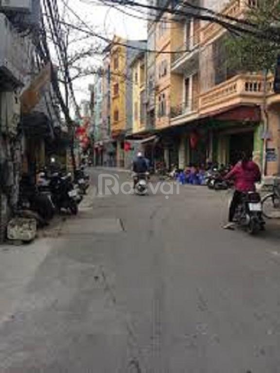 Bán nhà Mễ Trì Thượng, Nam Từ Liêm, ô tô, kinh doanh, 40m2