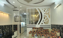 Bán gấp nhà mới xây Phú Nhuận, Lê Văn Sỹ, DT 4 x10m, 3lầu, 3PN