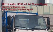Thanh lí xe tồn nhập khẩu, Hino dutro 5 tấn đời 2018