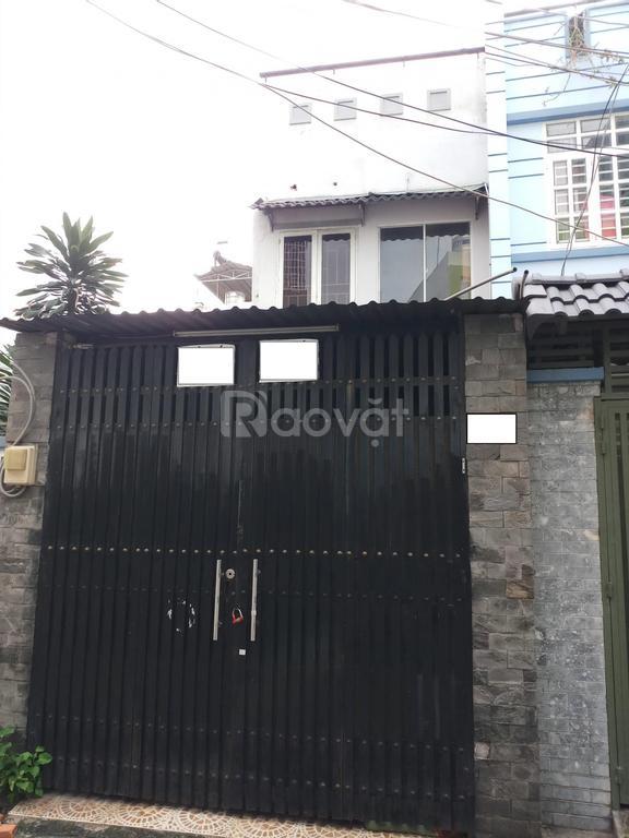 Bán rẻ nhà hẻm ôtô thông Trường Chinh, Phường 14, Tân Bình
