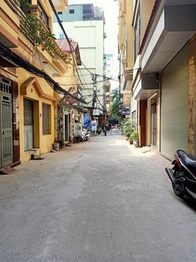 Bán nhà phân lô ô tô tránh Nguyễn Khang 35m2 x 5 tầng