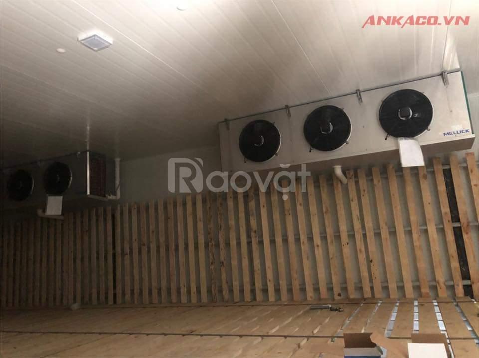 ANKACO cung cấp kho đông lạnh thực phẩm, kho lạnh bảo quản trọn gói