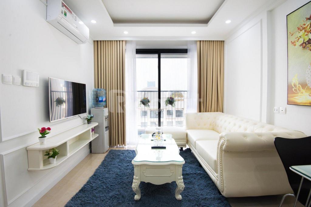 Cho thuê các căn hộ chung cư D'capitale giá rẻ