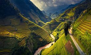 Tour ghép du lịch Hà Giang Lũng Cú Đồng Văn Mã Pì Lèng 3 ngày 2 đêm
