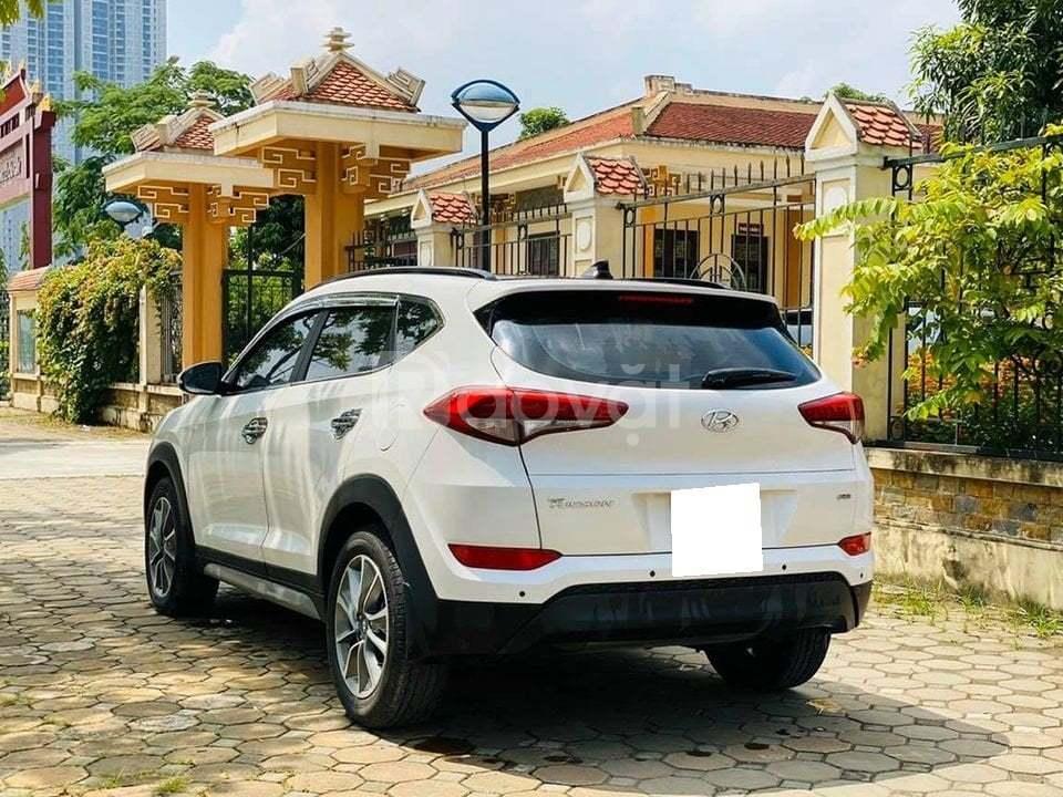 Huyndai Tucson 2018 số tự động, bản full, máy xăng