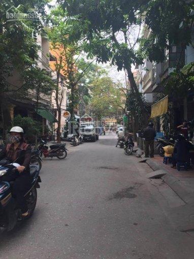 Nhà lô góc, ô tô ngõ thông, kinh doanh, mặt phố Hoa Bằng, 55m2, MT15m