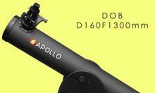 Kính thiên văn phản xạ D160F1300mm DOB