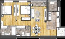 Chính chủ bán nhanh căn hộ tại 6Th Element, 2PN, 87m2